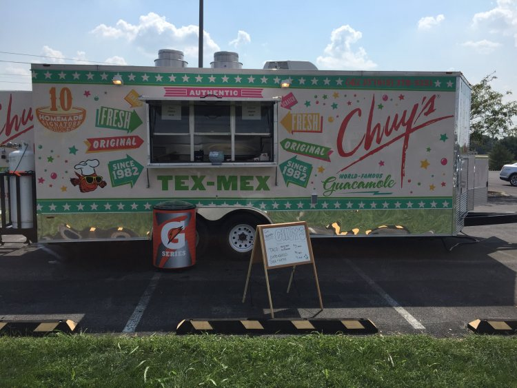 Chuy's Catering